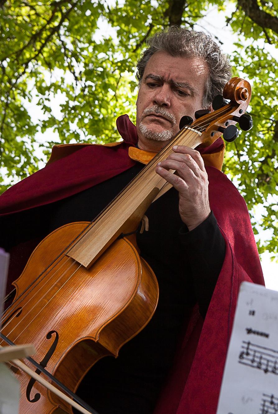Alain Gervreau - Violoncelle