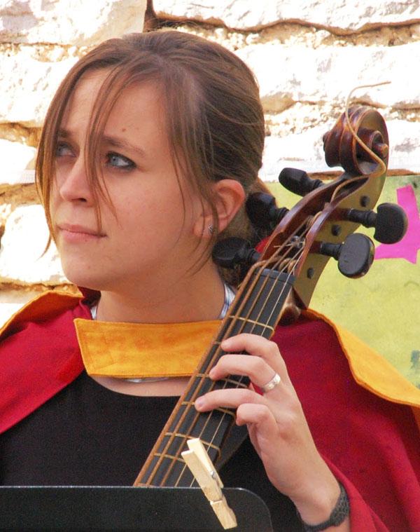 Sarah Van Oudenhove - Viole de Gambe